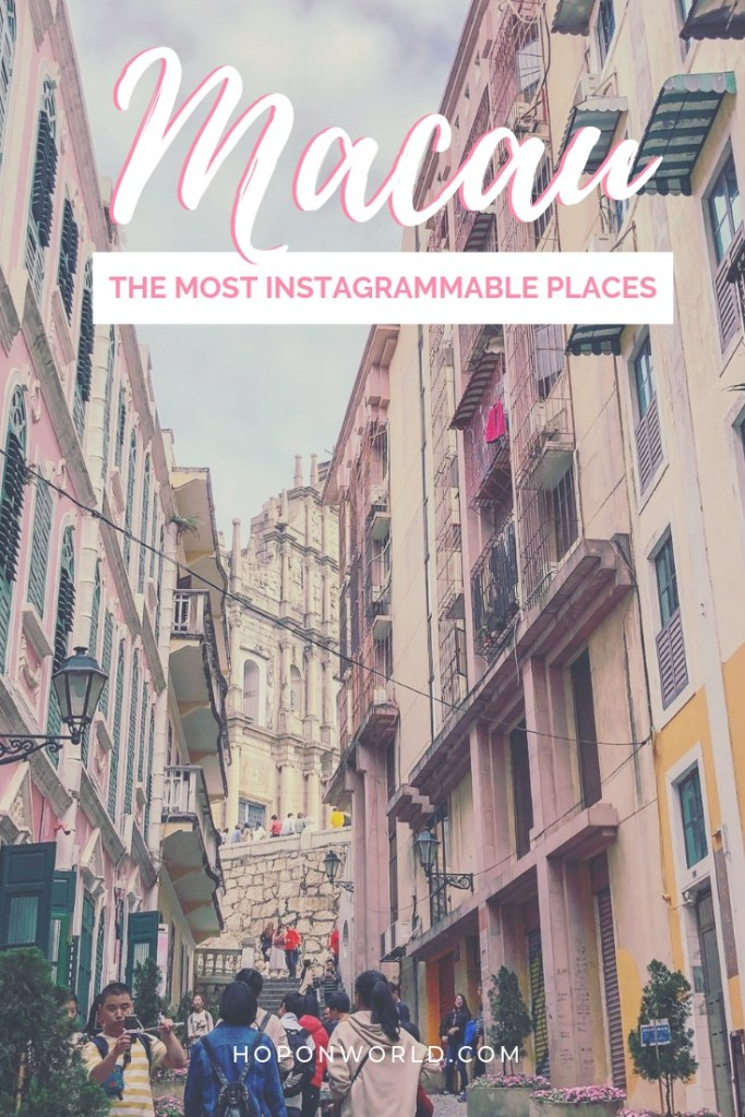 Macau // Discover the true charm and character of Macau beyond its glitzy casinos. We highlight the most Instagram-worthy places in Macau for you here, plus pro tips and need-to-knows to help you plan your visit. #macau #eastasia #travel #instagramguide #instagramspots #traveltips #travelplanning #travelguide #macao