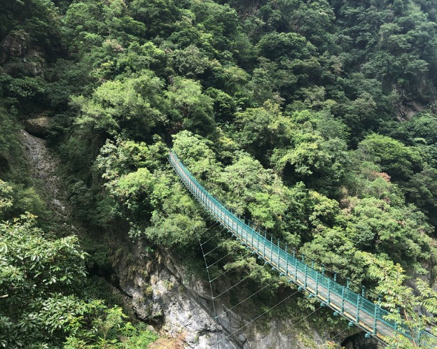 Zhuilu Old Road Trail - A must when visiting Taroko Gorge