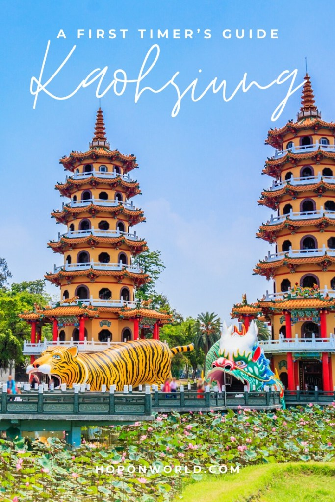 Kaohsiung, Taiwan // Everything you need to plan the perfect 2 days Kaohsiung Itinerary. Including top things to do in Kaohsiung / where to stay in Kaohsiung / what to eat in Kaohsiung / When to visit Kaohsiung / travel and planning tips #kaohsiung #taiwan #traveltaiwan #visitkaohsiung #traveltips #travelplanning #itinerary
