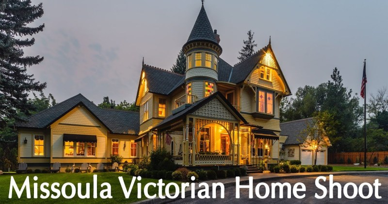 Victorian Home in the Rattlesnake Valley