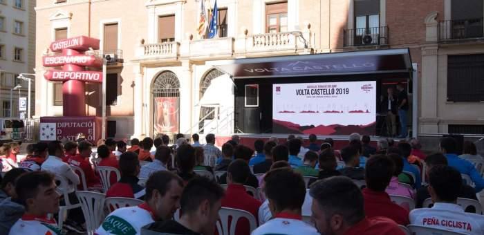 Jeroen Hasselaar actief in de Vuelta Castellón