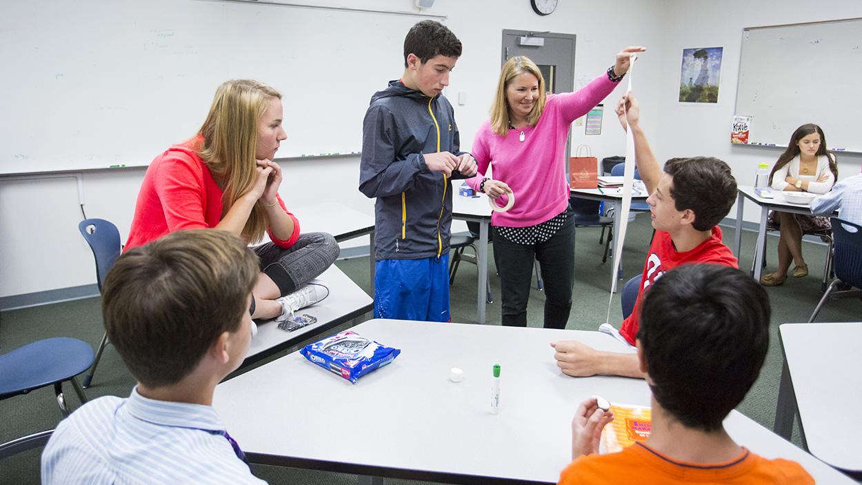 Students in Advisory Program