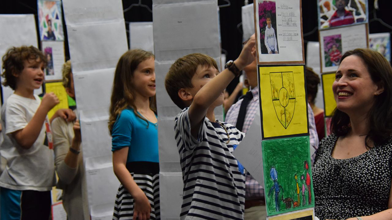 Social studies curriculum: Identity Project