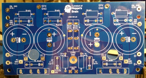 GFA-535 I PS Board