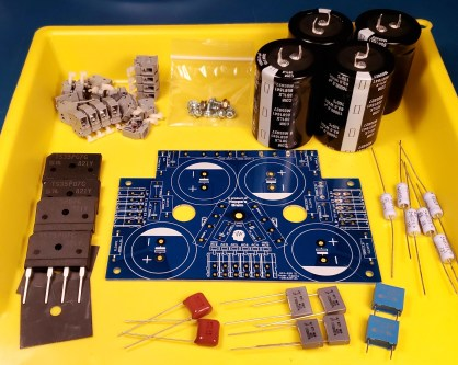 (GFA-535 kit shown, GFA-545 kit is similar.)