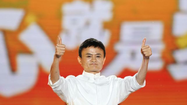 Alibaba Solves It
