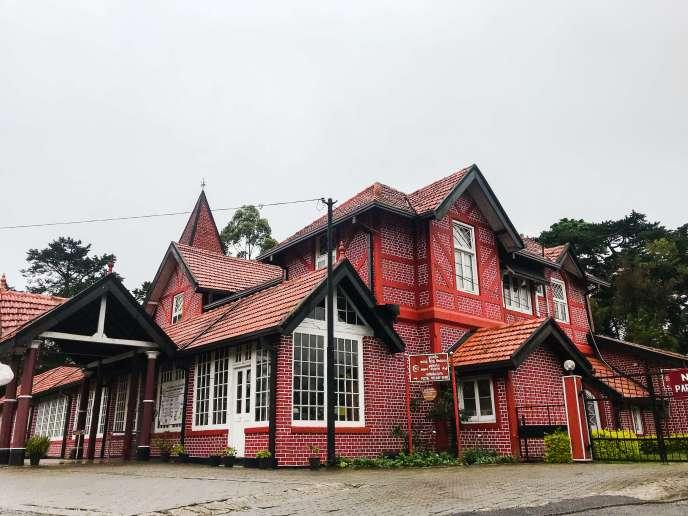 Little England Post Office