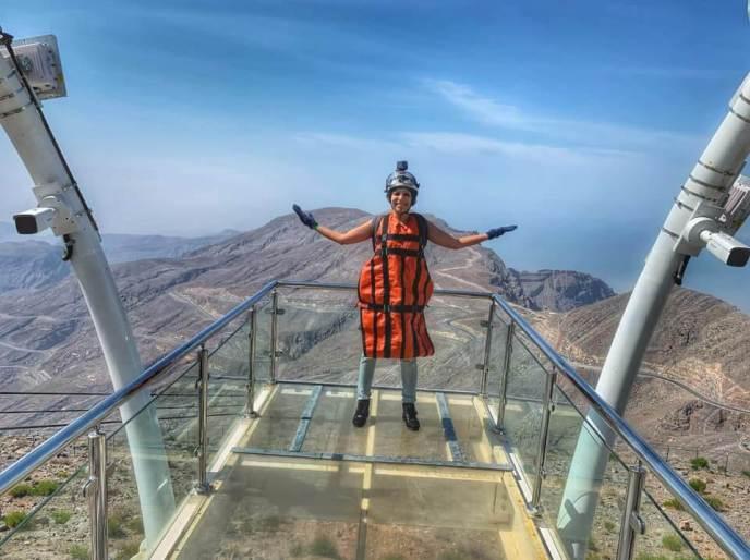 Jebel Jais Zipline