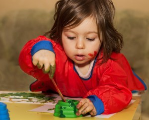 Creating a brilliant flyer for your daycare center is all about saying a lot with a few words.