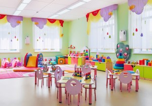 The price-per-square-foot is a key aspect of the decision in which property to choose for your starting a daycare.