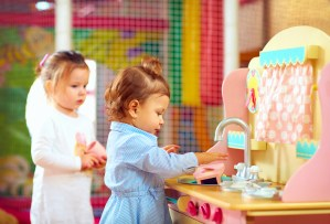 Starting a daycare includes a lot of very specific requirements, such as having sinks in classrooms.
