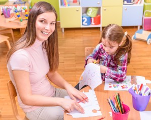 If you want to improve daycare center staff orientation, try to adjust the new employee somewhat gradually instead of throwing them into a classroom immediately.