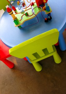 Daycare center supplies and furniture