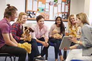 Great childcare culture