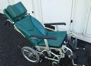 リクライニング車椅子 川崎市多摩区の介護タクシー