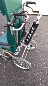 酸素 川崎の介護タクシー