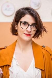 Portrait de Sophie Rivet