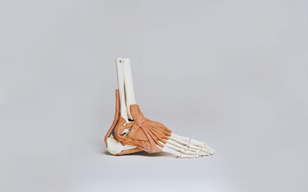Smerte under foten