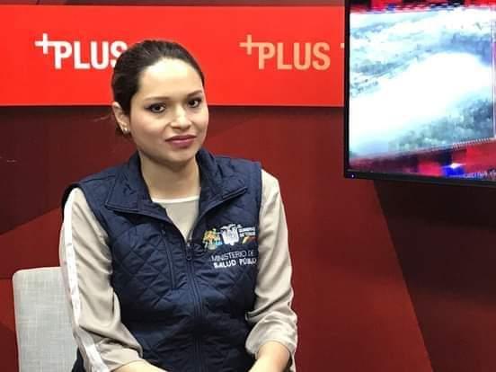 Ana Gabriela Luzuriaga Carrión conoce el trabajo en la Zona 7.