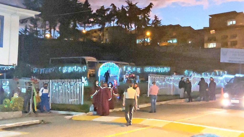 El evento se realizó la noche del último martes.