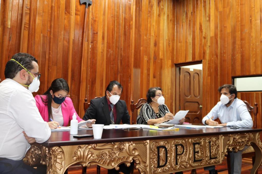 La JPE deberá continuar el proceso de acuerdo a las resoluciones.