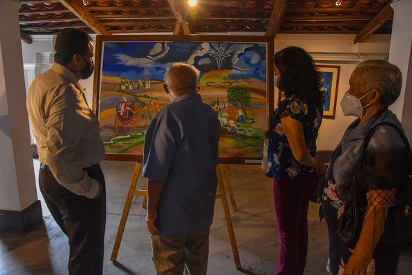 Se desarrolló un evento para exhibir las propuestas de estos artistas.
