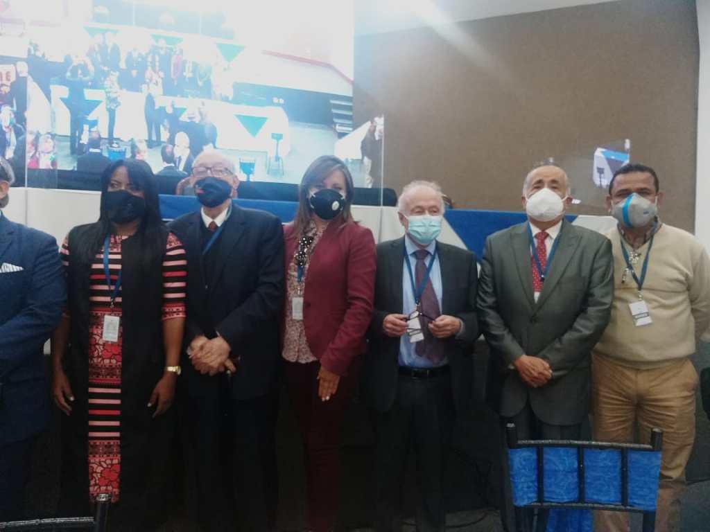 Paola Ruiz Ochoa asistió a la presentación del Observatorio a nivel nacional, en Quito, donde hubo una programación especial.