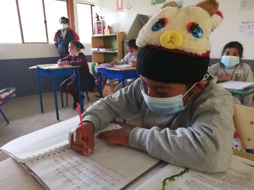 Los estudiantes y maestros tienen 10 días aún de labores.