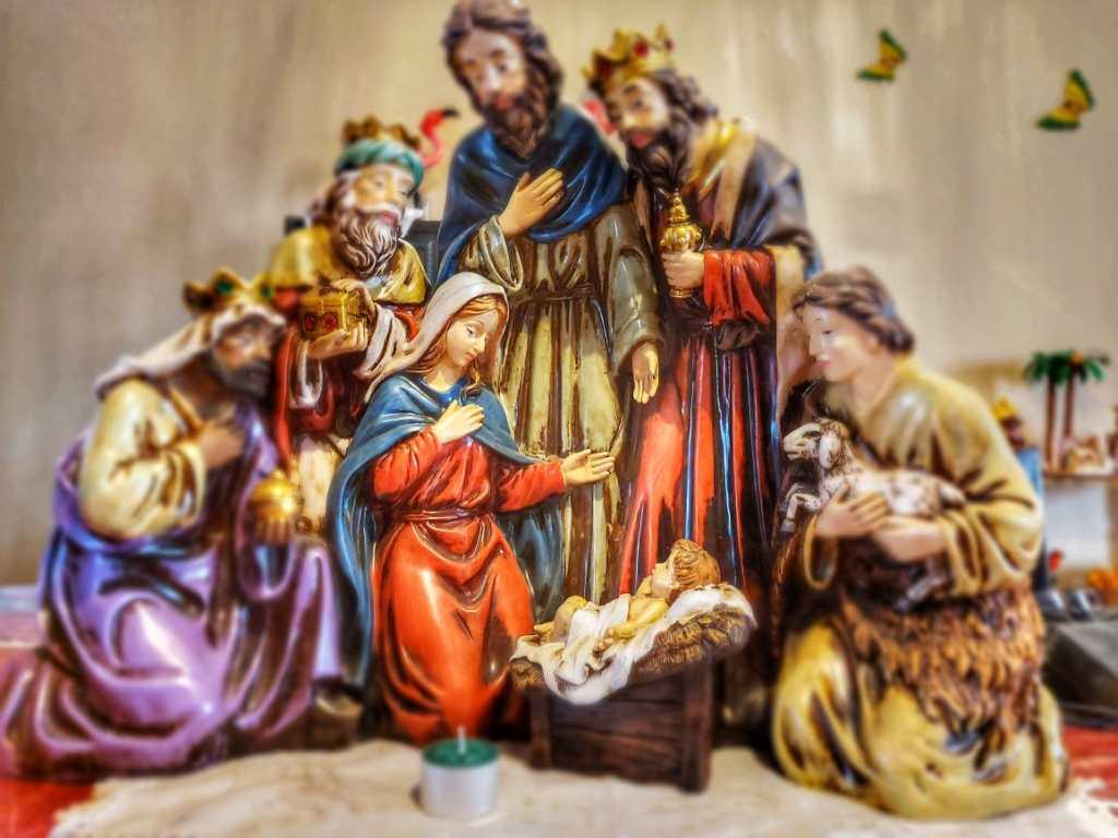 Hoy es Nochebuena y mañana Navidad.