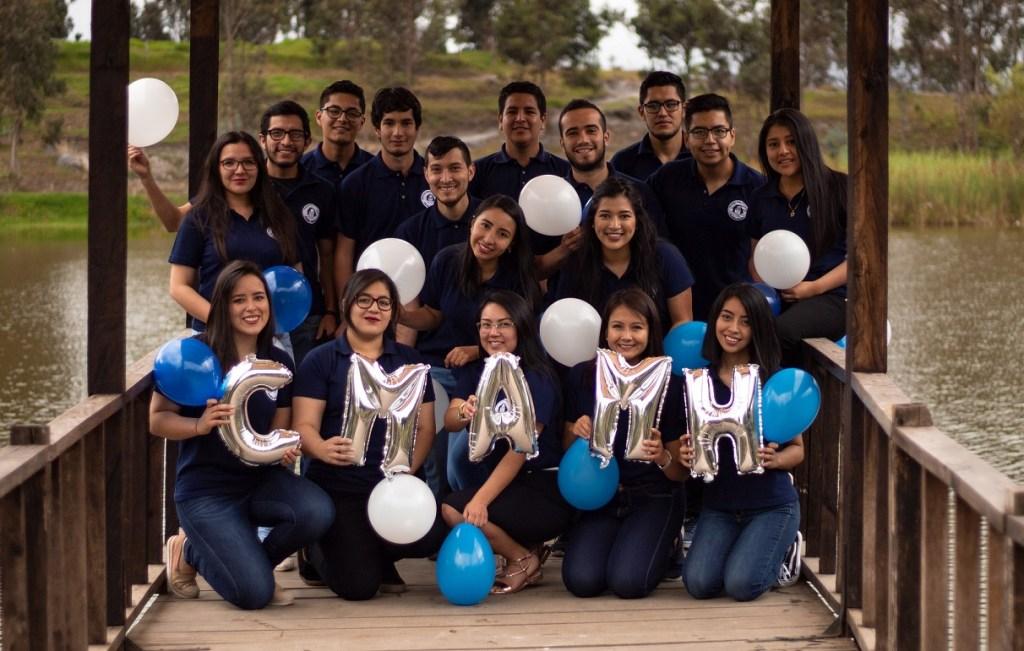 La Comunidad Médica Matilde Hidalgo la integran estudiantes de distintos ciclos de Medicina de la UNL y algunos que ya egresaron de las aulas.