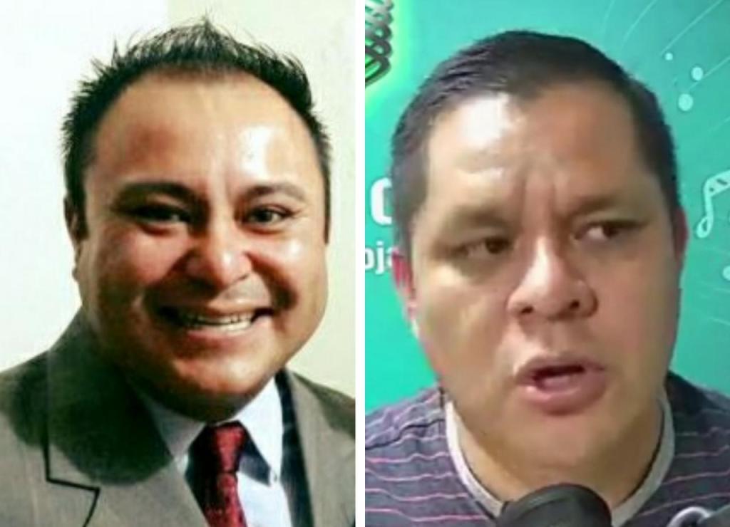 José Daniel Rengel y Eduardo Loaiza Lima llevan varios años ejerciendo la actividad periodística.
