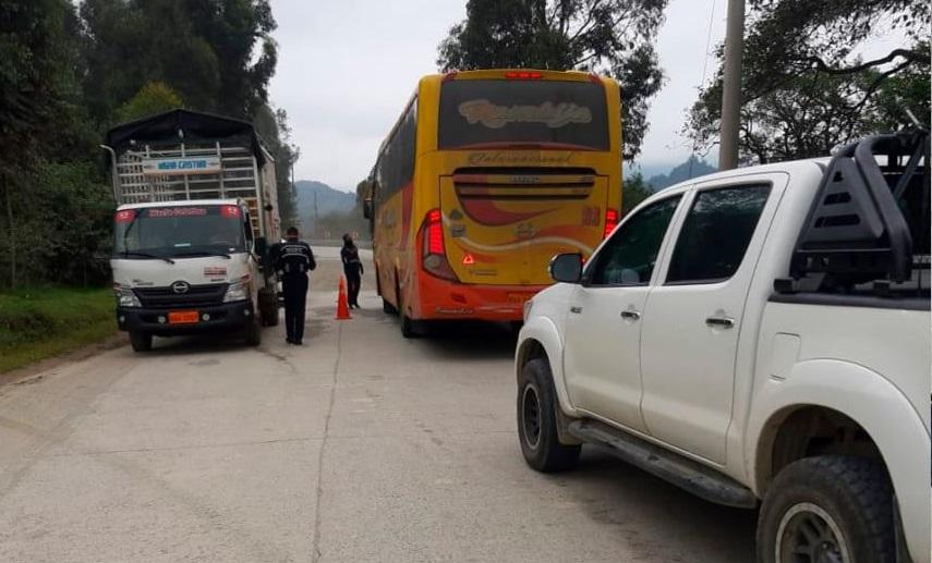 Los agentes de tránsito se ubicarán en distintos puntos del cantón.