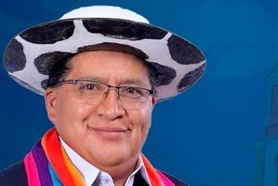 Manuel Medina Quizhpe agradece a la provincia de Loja por el respaldo expresado en las urnas.