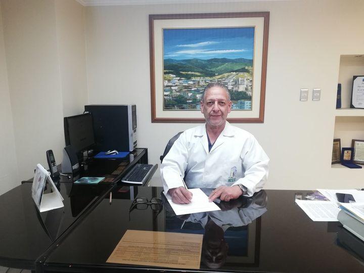 Pablo Carrión finaliza su periodo como presidente en abril de este año.