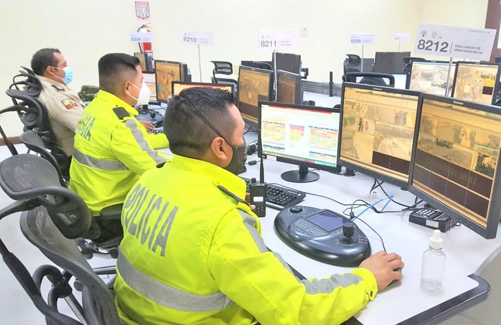 Los evaluadores de llamadas y cámaras de vídeovigilancia estarán alertas a las emergencias.