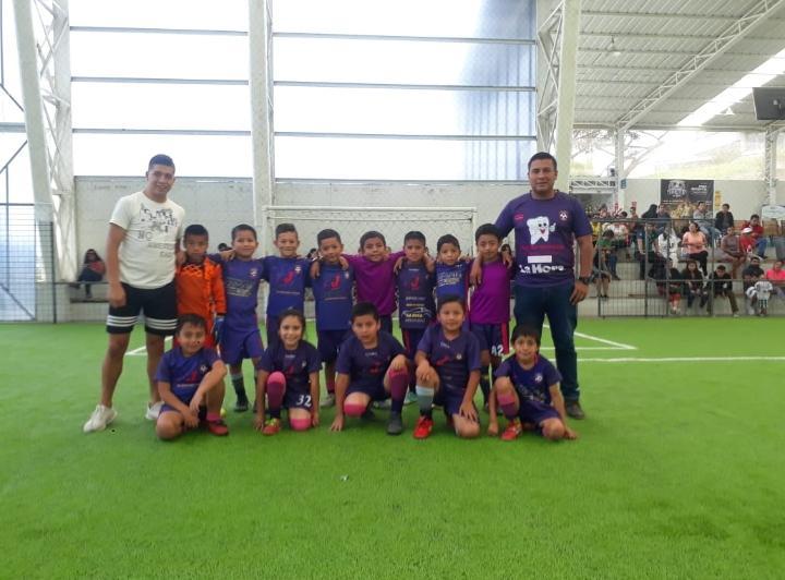 Los alumnos de la entidad deportiva se han enfrentado contra otros equipos con resultados positivos.