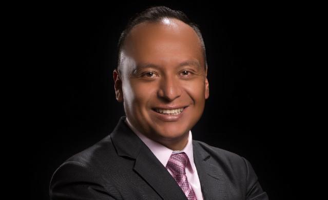 Juan Carlos Maldonado, director provincial de la ANT.