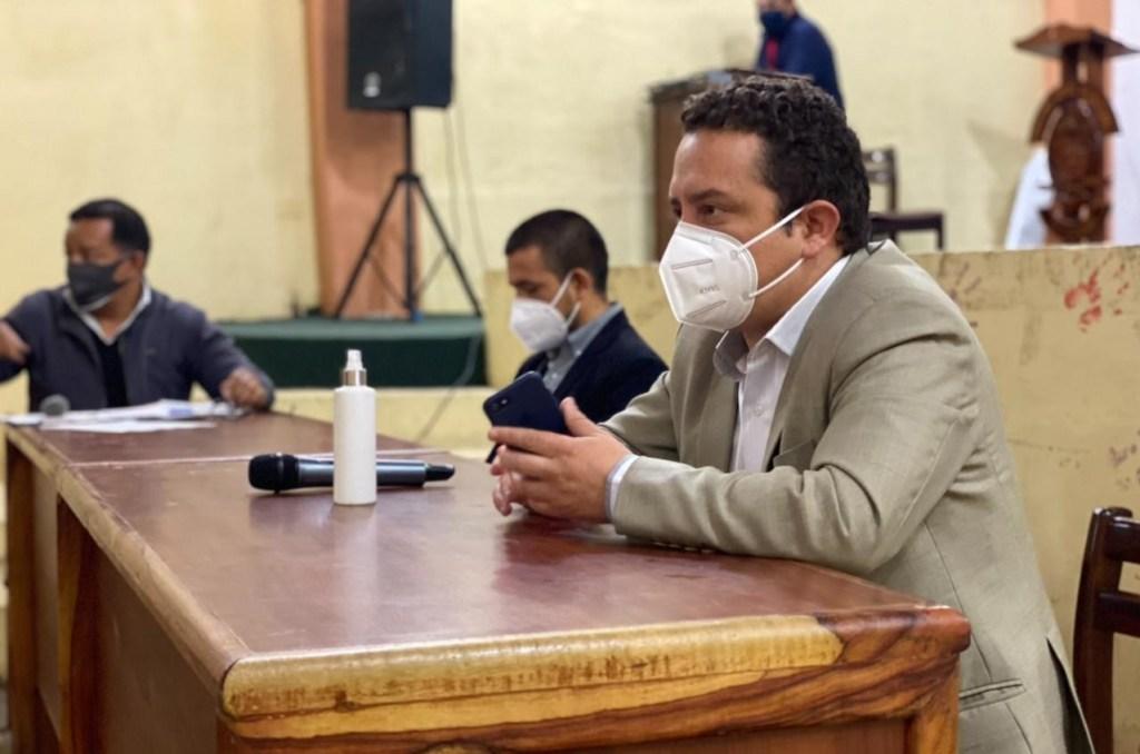 Andrés Muñoz Silva dice que existe una 'gran irresponsabilidad' en quienes organizaron el concierto en Tambopamba.