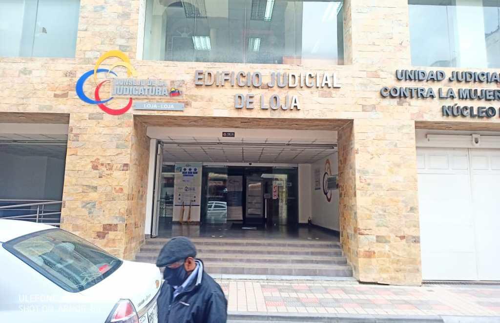 En una de las salas de la Corte de Justicia de Loja se realizará la diligencia.