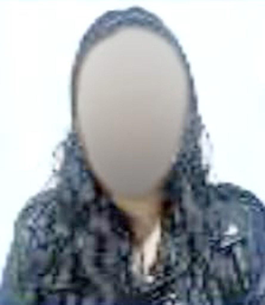 La mujer fue detenida en el centro de la ciudad de Loja.
