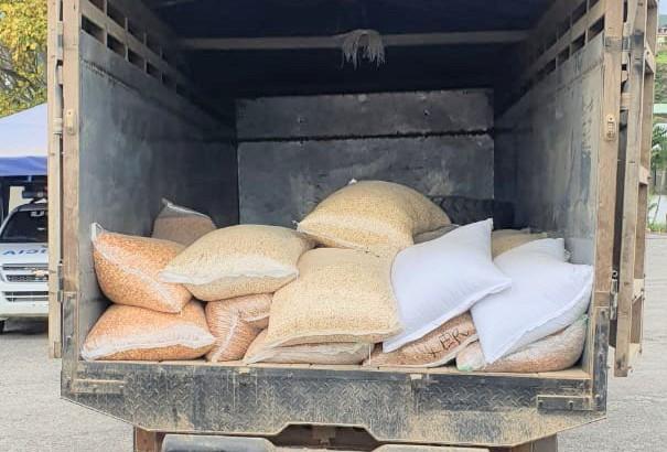 Quien transportaba esos productos no justificó con documentos la legalidad.