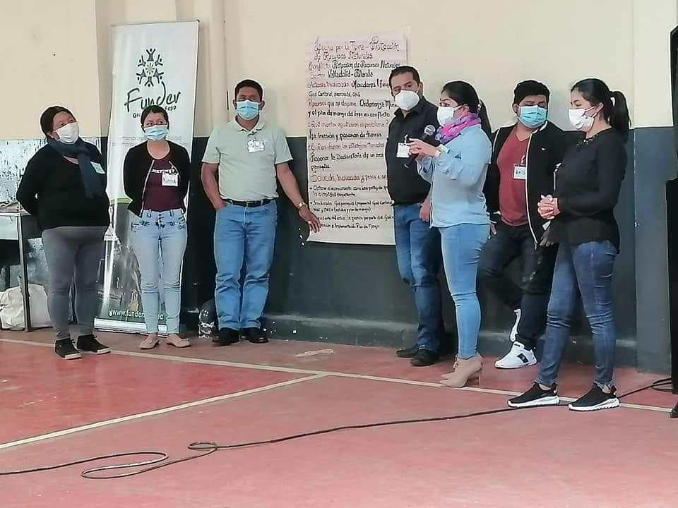 El evento académico cuenta con el apoyo de la Unión Europea, Fondo Ecuatoriano Populorum Progressio, Agrónomos y Veterinarios sin fronteras, entre otras entidades.