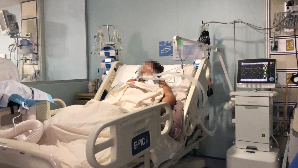 El hospital tiene definido un plan de contingencia a aplicar en caso de continuar el incremento de pacientes.