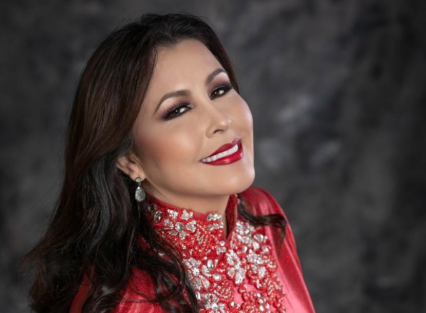 Arelys Henao es una artista con alrededor de 25 años de trayectoria profesional.