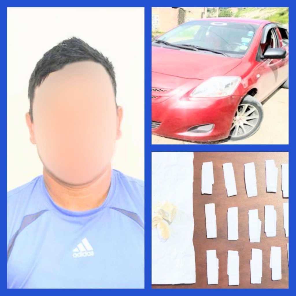 El ciudadano cumplió una pena de 24 meses de cárcel por similar delito.