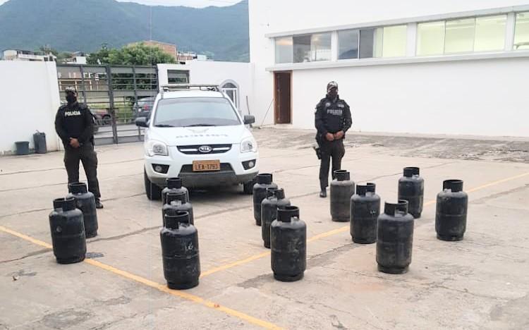 El presunto delito se iba a cometer en el sector Los Mayas.