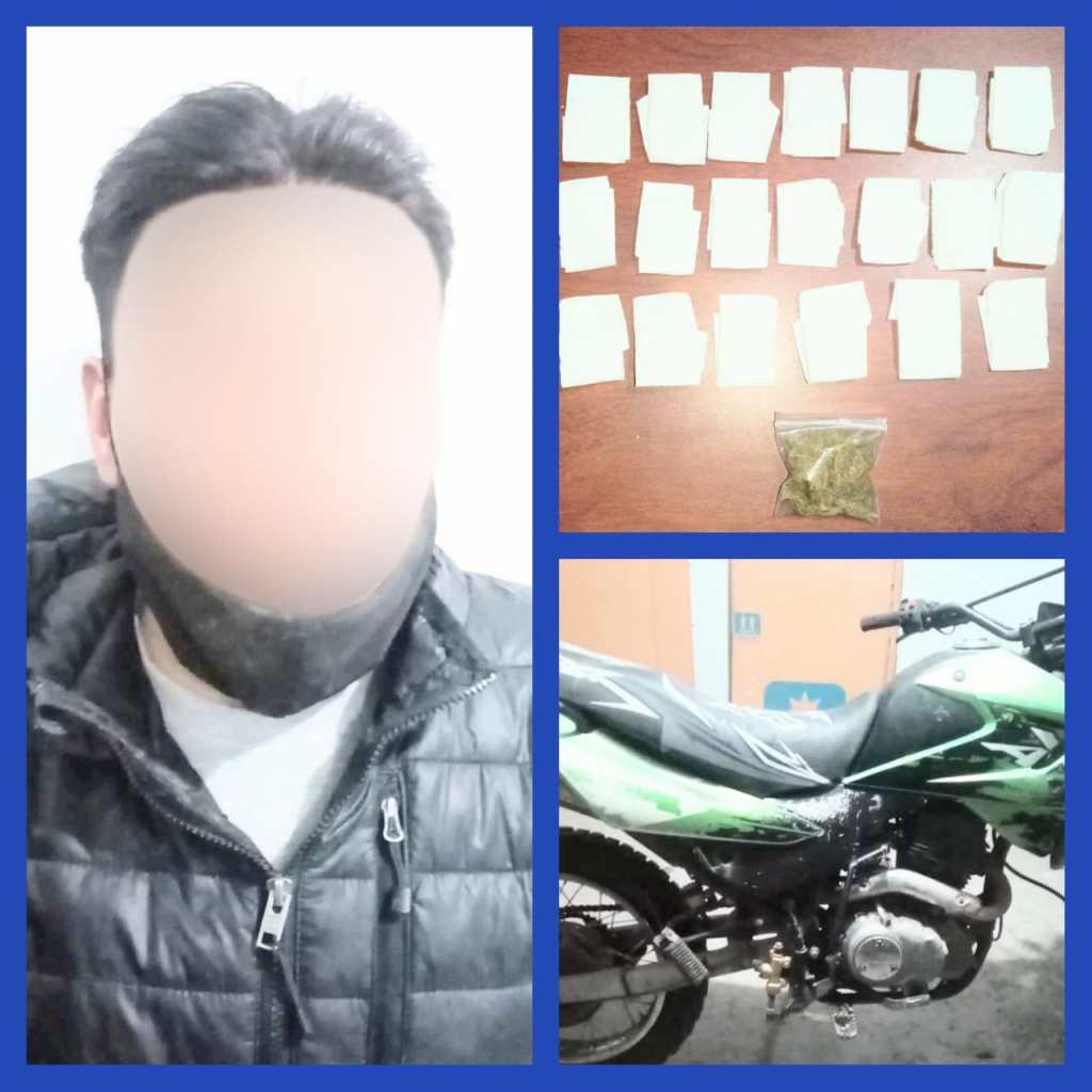 El ciudadano, de origen azuayo, tuvo un proceso judicial en su contra.