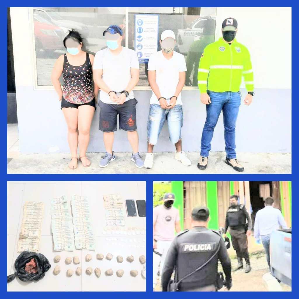 La audiencia de formulación de cargos de los tres ciudadanos fue el último viernes a las 18:00.