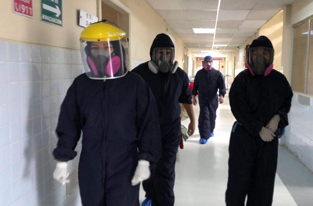 En el Hospital Isidro Ayora, durante el primer trimestre de 2021, se registraron 76 muertes por el virus.