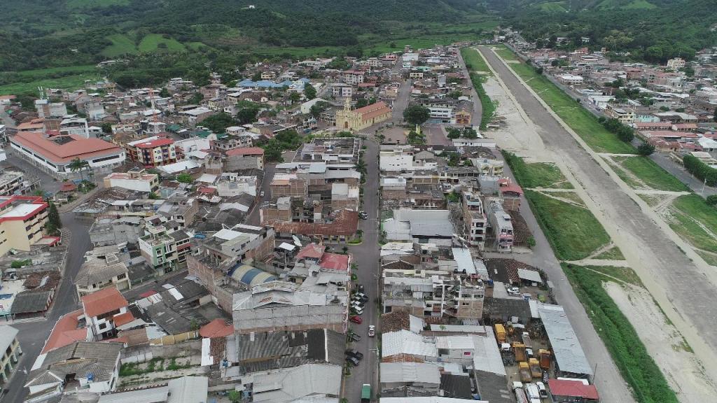 Macará viene siendo visitado tanto por peruanos como por venezolanos.